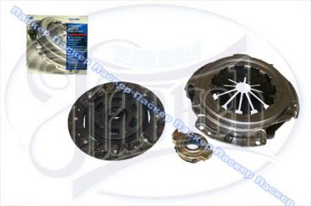 Комплект дисков сцепления 21090-1601000-00 / 21090160100000