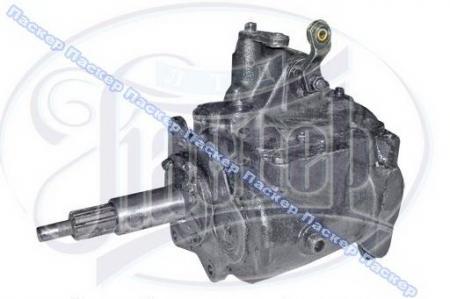 КПП УАЗ-452 (4-х ст.) н/об. (Автодеталь Сервис), 452-1700010-11