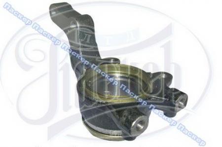 Кулак поворотный левый 21080-3001015-00 / 21080300101500