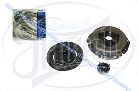 Комплект дисков сцепления 21210-1601000-00 / 21210160100000