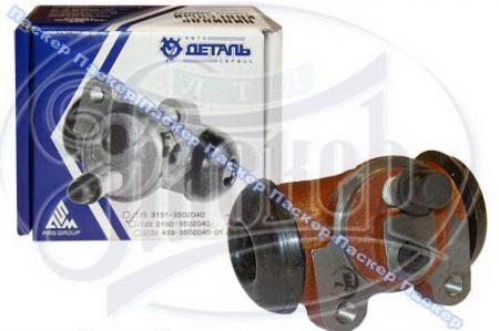 Цилиндр тормозной задний УАЗ-3160, Хантер (АДС) 3160-3502040