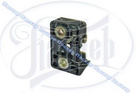 Механизм замка двери запорный 3302 правый (нового образца), .1-34701-Х-0
