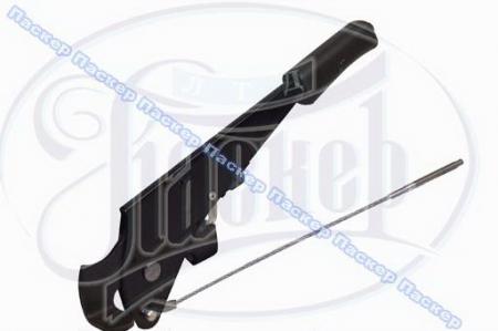 Рычаг ручного привода тормоза с передним тросом в сборе 21230-3508010-00 / 21230350801000