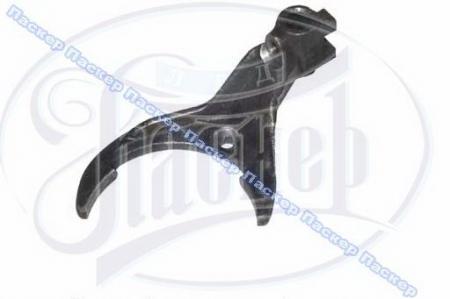 Вилка переключения 1-2 передачи УАЗ 469 н/о. (Автодеталь Сервис), 469-1702024-12