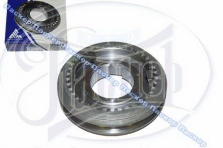 Муфта со ступицей 3-4 передачи в сборе УАЗ-469 н/о (Автодеталь Сервис), 469-1701116