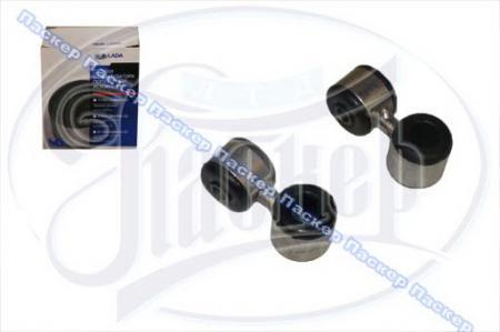 Стойка переднего стабилизатора с шарнирами в сборе 11180-2906050-00 / 11180290605000