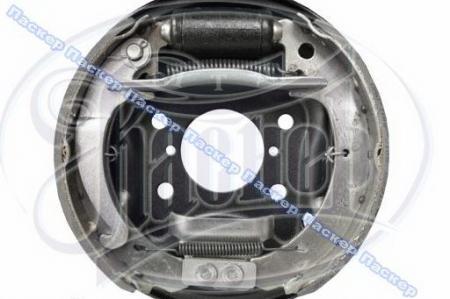Щит заднего тормоза правый в сборе 21080-3502010-11 / 21080350201011