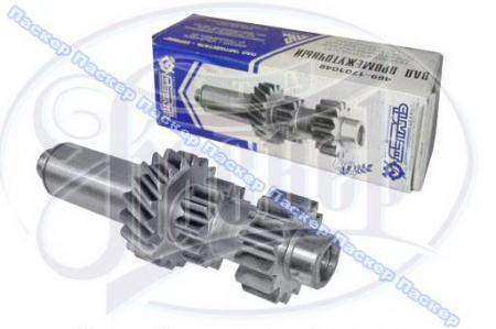 Вал промежуточный УАЗ-469, 452 4ст. н/об. (Автодеталь Сервис), 469-1701048