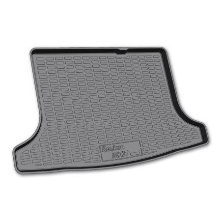 коврик в багажник полиуретан Nissan Tiida хэтчбек III C13R 2015-