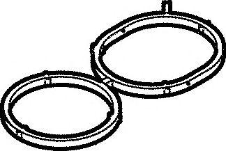 Прокладка впуск. колл. Honda Stream / CR-V 2.0 16V K20A 01 -> (x2) 270370