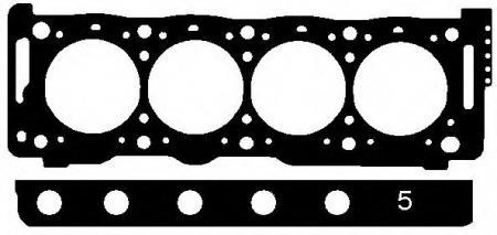 Прокладка ГБЦ Citroen Xantia, Peugeot 406 / 605 / 806 2.1TD 12v 92 -> 422551