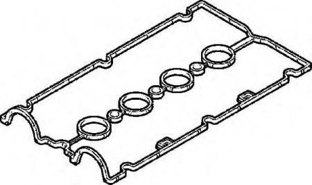 Прокладка клап. крышки Opel AstraG 1.6 00 -> 388200