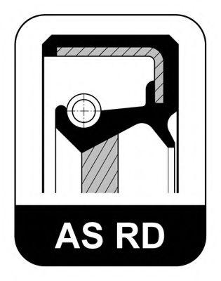 Сальник к / в перед. 35x50x10 Renault R19 / R21 / Clio / Trafic 1.1-1.4 88 -> 507725