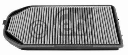 Фильтр салона [угол.] E38 (упак.2 шт.) 18877