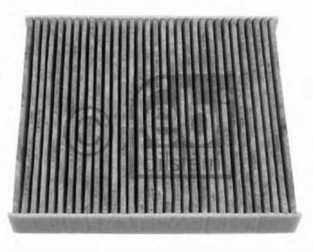 Фильтр салона угольный FOCUS II (LAK220) 22166