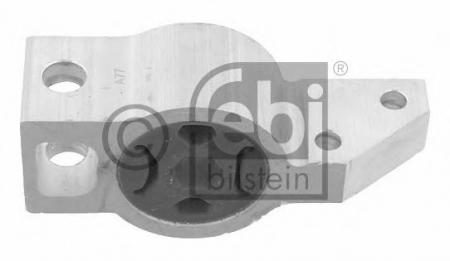 Кронштейн рычага с сайлентблоком задним лев.A3 03- / G5 1.4-2.0 27069