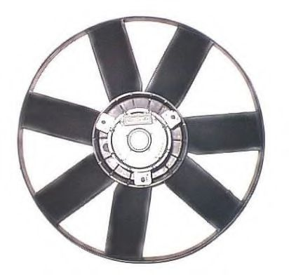 Вентилятор радиатора двигателя LE033