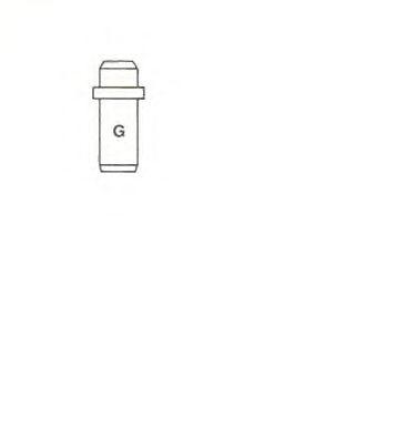 Направляющая клапана 01-2304