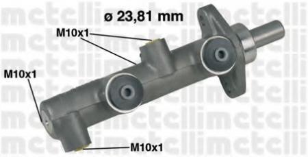 Главный тормозной цилиндр 05-0159