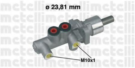 Главный тормозной цилиндр для BMW E36 двигатели M40/M43/M50/M51/M52 05-0255