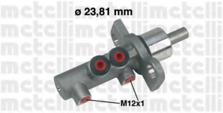 Главный тормозной цилиндр для AUDI A4 95-00 , A6 12/97-> , VW Passat B5 10/96-11/00 05-0260