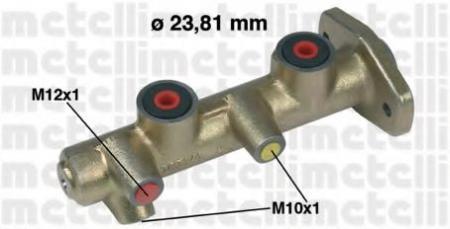 Главный тормозной цилиндр для FORD Transit 2.0 / 2.5DI / 2.5TD 9 / 91-8 / 94 05-0270