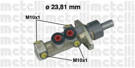 Главный тормозной цилиндр для MERCEDES Vito/V-class [638] 10/96->[+ABS] 05-0299
