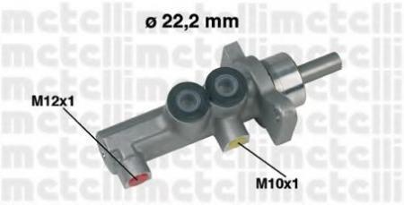 Главный тормозной цилиндр 05-0381