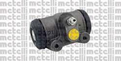Рабочий тормозной цилиндр для CITROEN C25, RENAULT Trafic / Master, PEUGEOT J5, FIAT Ducato 80-98 04-0249