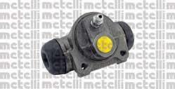 Рабочий тормозной цилиндр [17, 5 mm] для FIAT Tempra/Tipo 88-96 04-0254