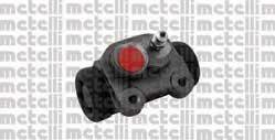 Рабочий тормозной цилиндр [20, 64 mm] левый для CITROEN Xsara/ZX, PEUGEOT 306, RENAULT 5/19/Clio 85-05 04-0438