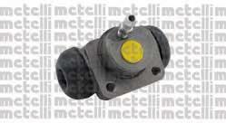 Рабочий тормозной цилиндр для Цил.торм.раб.MB Truck W601; W602 54208118 04-0581