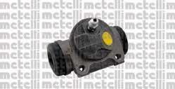Рабочий тормозной цилиндр для PEUGEOT 406 1, 6 / 1, 8 / 1, 9D / TD с ABS 95-04 04-0654