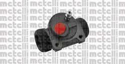Рабочий тормозной цилиндр [20, 64 mm] левый для PEUGEOT 406 1, 6/1, 8/1, 9D/TD без ABS 95-04 04-0672
