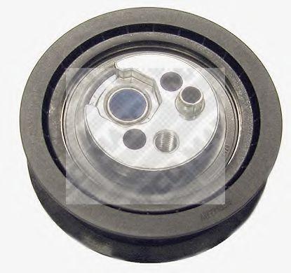 Ролик натяжителя ремня ГРМ AUDI 80 90-94 , 100 91-97 (MAPCO) 23856