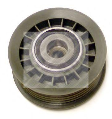 Ролик отклонительный ремня ГРМ MERCEDES дв.OM601 / OM602 (MAPCO) 24895
