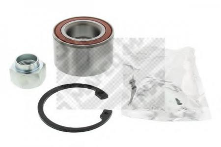Подшипник передней ступицы комплект OPEL Vectra A 1.4 / 1.6 / Astra F / Kadett D / E / Corsa A (MAPCO) 26543