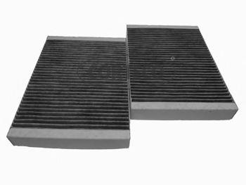 Фильтр салона MB W221 3.2-6.0 05 -> угольный 80000538