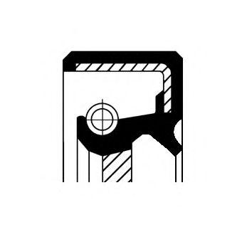 Сальник к / в перед. 41x53x6 Suzuki Liana / IgNissan / Jimny 1.3-1.6 16V 00 -> 19034959