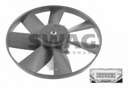 Вентилятор радиатора Seat, VW 30906994