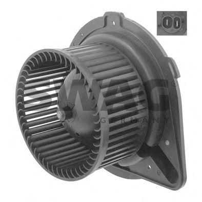 Вентилятор отопителя Audi 80, 90 30918782