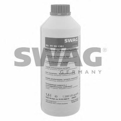 Антифриз SWAG 1.5L (красный G12) 99901381