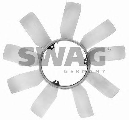 Вентилятор радиатора Mercedes Benz W124, W201 99915261