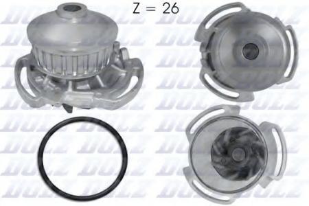 Помпа Audi 80, VW Golf / Passat / Jetta 1.0-1.3 74-91 A-159