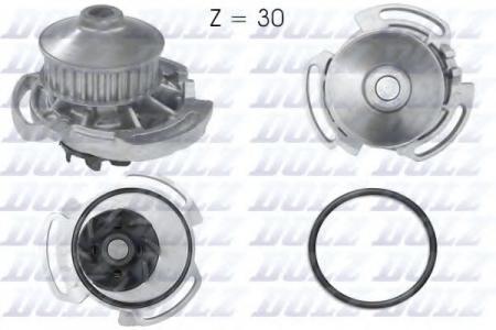 Помпа VW Golf / Vento / Polo, Seat Ibiza / Cordoba 1.0-1.6i 83 -> A-164