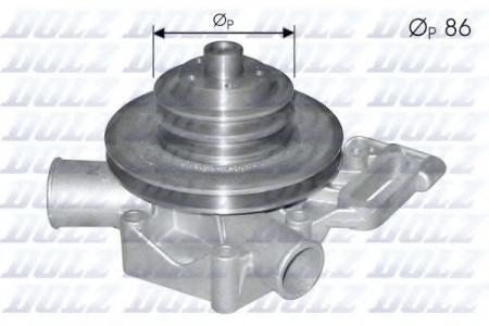 Помпа Citroen CX2.4 / 2.5 / 2.5D / TD 78-90 / C25 1.9D / 2.5D 87-94 C-115