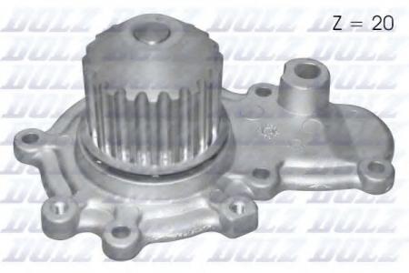 Помпа Chrysler Neon / Stratus / Voyager 2.0 94 -> C-128