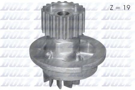 Помпа Daewoo Nubira 1.6i 16V 97 -> D-211