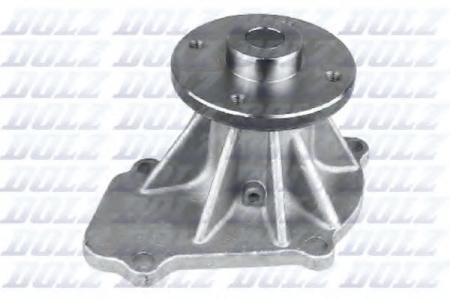 Помпа Nissan Vanette / Terrano 2.4 87-94 F-202