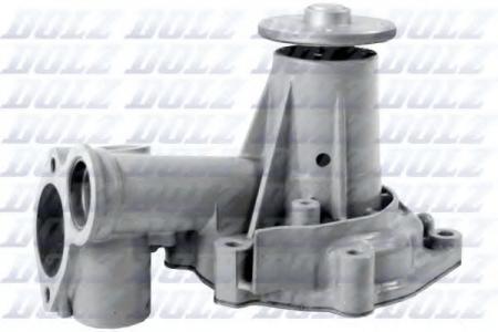 Помпа Mitsubishi Galant / Pajero 2.3TD / 2.5TD 82 -> H-206